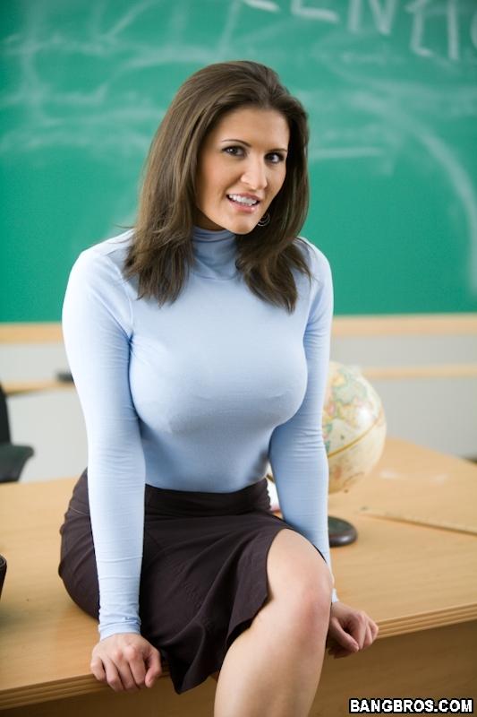 teacher an