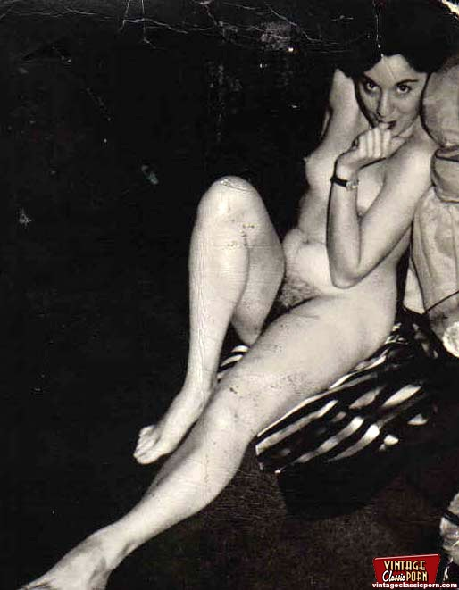 Hairy galleries. Vintage hairy nude home made pictures f - XXX Dessert