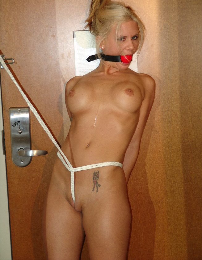 Bondage girls. Amateur Tied 7 - Unique Bondage - Pic 6