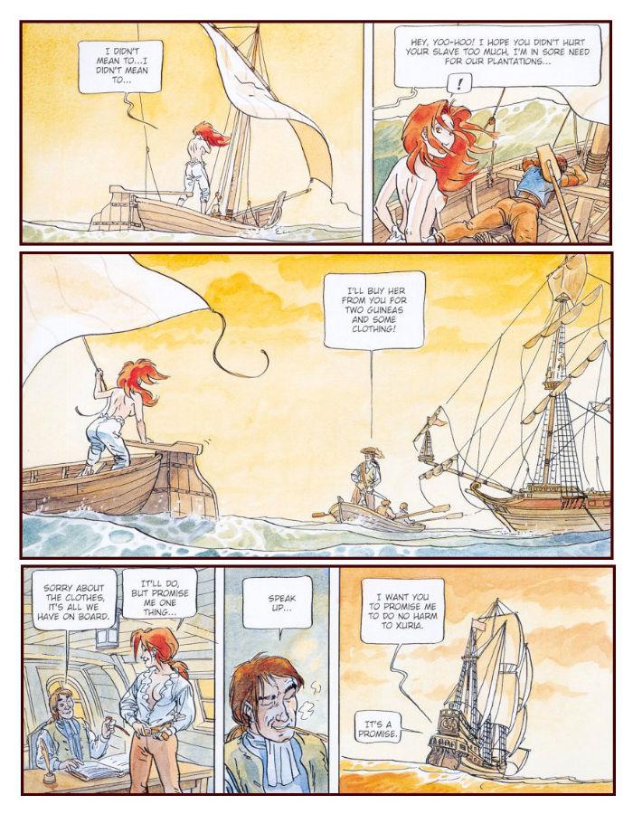 The pirate ship bdsm