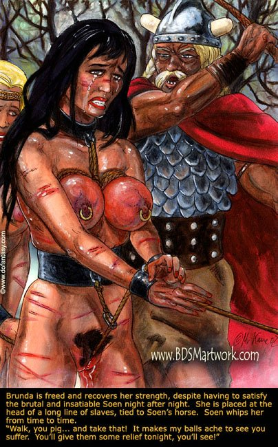 Free bdsm comics. Some torture and wacking does not - Picture 7