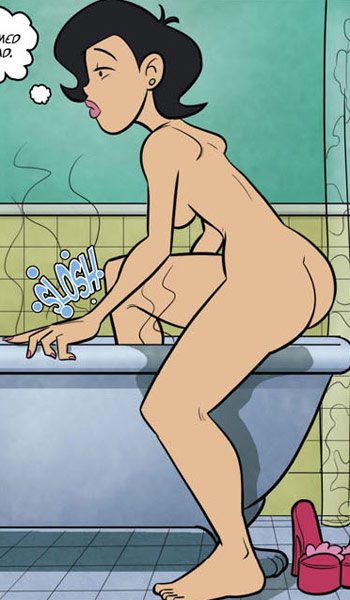 Sex toons. Ahhhh! I so needed - Cartoon Porn Pictures - Picture 2