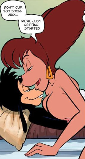 Cartoonsex. Don't cum too soon - Cartoon Porn Pictures - Picture 5