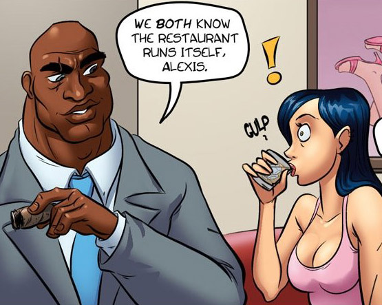 Adult comic toons. Anime girl - Cartoon Porn Pictures - Picture 1