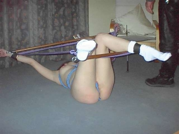 Bound and immobilised for her masters - Unique Bondage - Pic 4