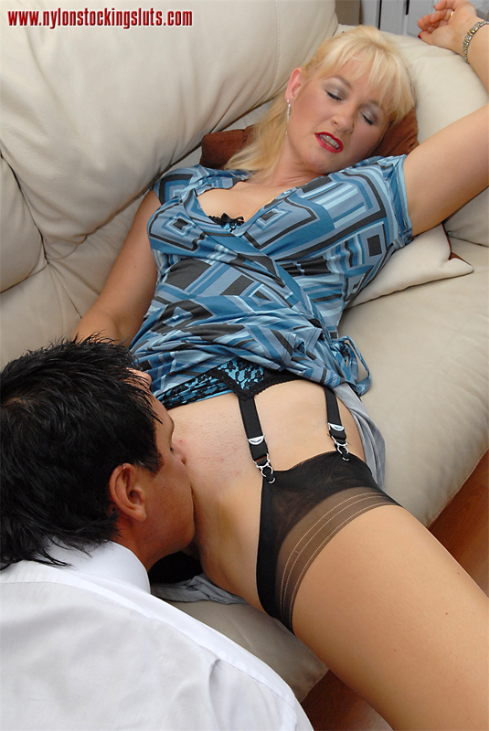 image Granny slut suck and fuck young hard cock