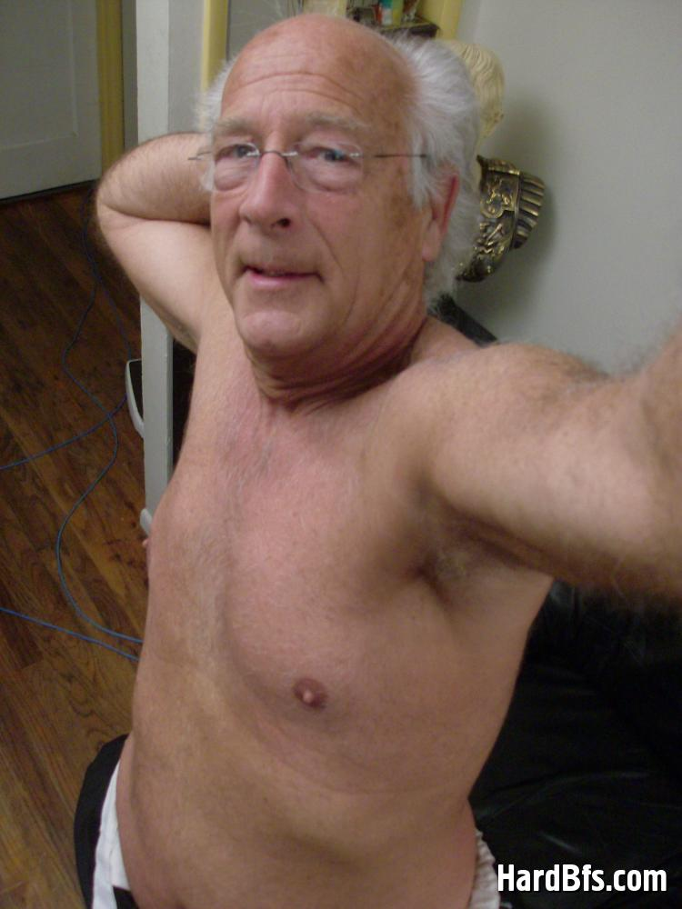 Very old gay man fondles young twink hot 4