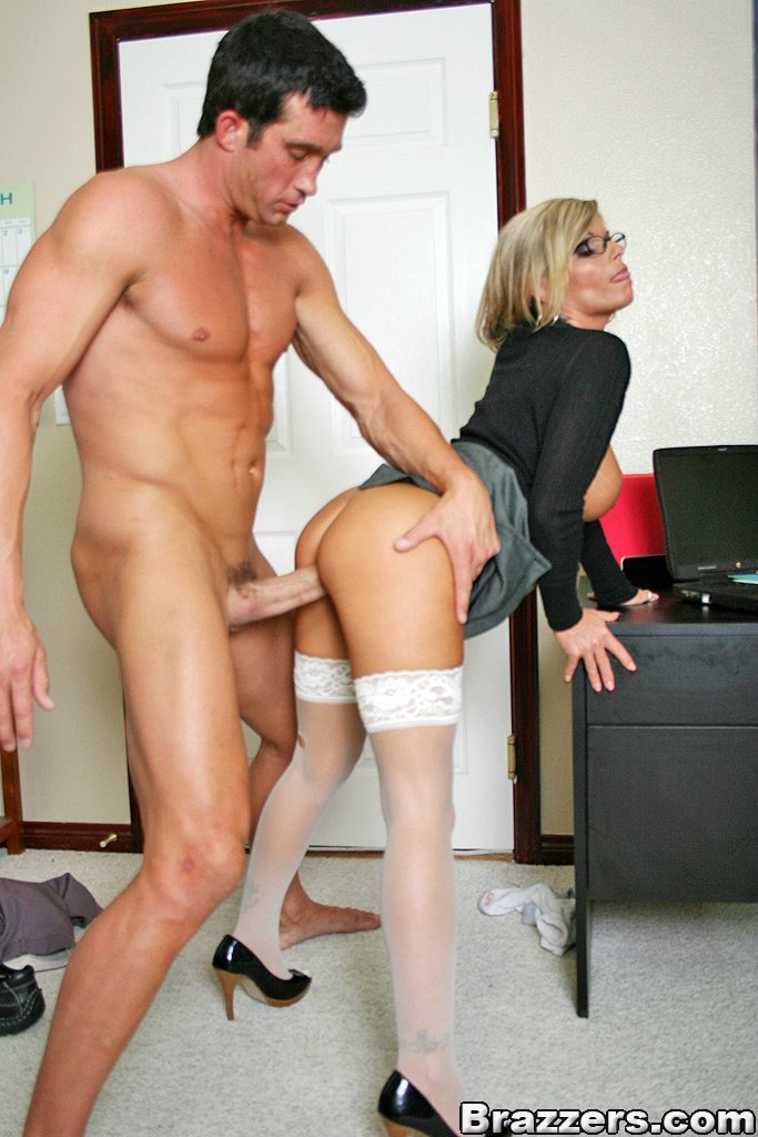 image Lichelle fucks teacher for the job