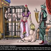 Bdsm art toons. ZANZIBAR SLAVE MARKET. White - Picture 2