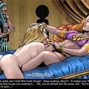 Bdsm art toons. ZANZIBAR SLAVE MARKET. White - Picture 3