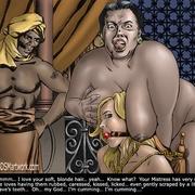 Bdsm art toons. ZANZIBAR SLAVE MARKET. White - Picture 13