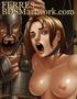 Bdsm cartoons. Slavegirls as booty of war. Great art by Ferres!