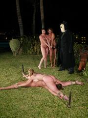 Bondage. Day of the Dead sexual haunting - Unique Bondage - Pic 9