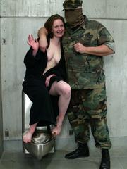 Bdsm sex. Prison guards have their way with - Unique Bondage - Pic 15