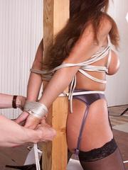 Bondage xxx. BDSM Pics. - Unique Bondage - Pic 4