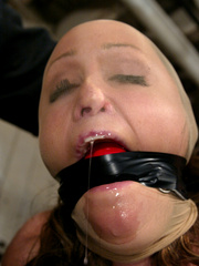 Bondage xxx. Voluptuous Christina bound, - Unique Bondage - Pic 11