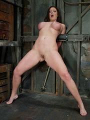 Bdsm girls. Christina Carter goes hard and - Unique Bondage - Pic 4