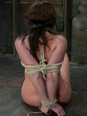 Bdsm girls. Christina Carter goes hard and - Unique Bondage - Pic 5