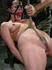 Xxx bondage. Dana DeArmond does intense - Unique Bondage - Pic 9