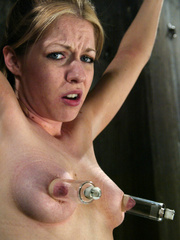 Bdsm xxx. Haley Scott likes to get tied up - Unique Bondage - Pic 7