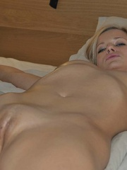 Nylon sex. Luciana and Simony tied in bed to - Unique Bondage - Pic 10