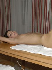 Nylon porno. Bridget 18yo naked and tied - Unique Bondage - Pic 18