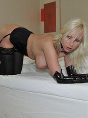Slave porn. Kyla Cole. - Unique Bondage - Pic 10
