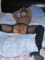 Stocking porn. Sexysettings. - Unique Bondage - Pic 3