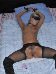 Stocking porn. Sexysettings. - Unique Bondage - Pic 4