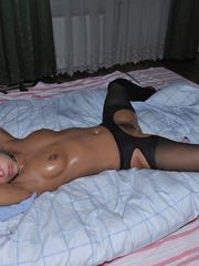 Stocking porn. Sexysettings. - Unique Bondage - Pic 10