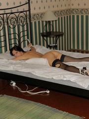 Stocking porn. Sexysettings. - Unique Bondage - Pic 19