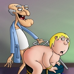 Sex starving toons having sex in every possible way.