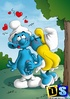 Xxx drawn porn pics of horny Smurfs passionately banging.