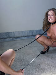 Slave girls. Princess Donna trains slave - Unique Bondage - Pic 3