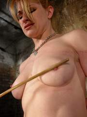 Xxx bdsm. Tawni Ryden needs severe slave - Unique Bondage - Pic 3