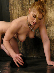 Xxx bdsm. Tawni Ryden needs severe slave - Unique Bondage - Pic 4