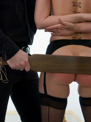 Hard sex. Exotic sex slaves training to - Unique Bondage - Pic 1