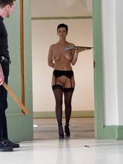 Hard sex. Exotic sex slaves training to - Unique Bondage - Pic 12
