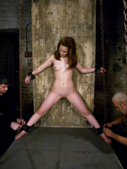 Hard sex. S/M trainee fails the program. - Unique Bondage - Pic 9
