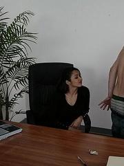Femdom sex. GuysGetFucked. - Unique Bondage - Pic 2
