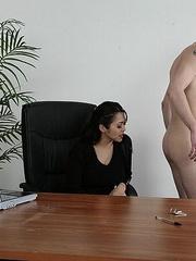 Femdom sex. GuysGetFucked. - Unique Bondage - Pic 3