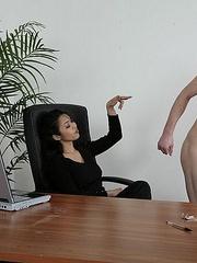 Femdom sex. GuysGetFucked. - Unique Bondage - Pic 4