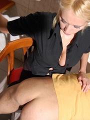 Submissive porn. GuysGetFucked. - Unique Bondage - Pic 3