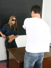 Femdom slave. Guy fucked in the ass by his - Unique Bondage - Pic 9