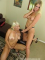 Lesbian xxx. Hot strap on dildo action. - Picture 9