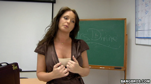 Xxx teacher. Classroom ass boom!!! - XXX Dessert - Picture 1