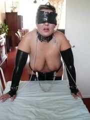 Slave porn. Tied up bitches in heat. - Unique Bondage - Pic 6
