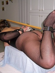 Slave porn. Tied up bitches in heat. - Unique Bondage - Pic 7