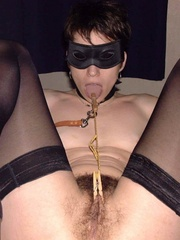 Bdsm sex. Wives are forced to submit. - Unique Bondage - Pic 6