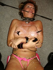 Bondage. This wife will do anything for her - Unique Bondage - Pic 3